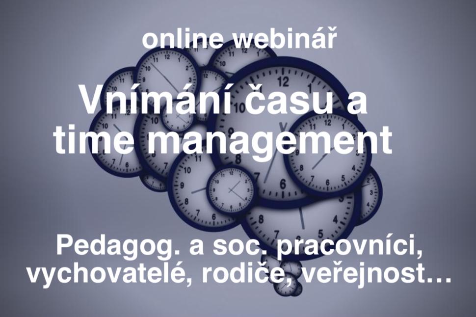 time management avnimání času Dagmar Mega